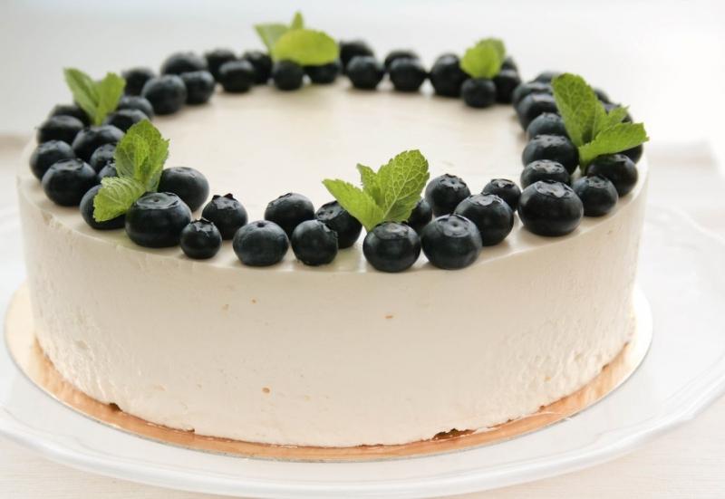 Фитнес тортМожно есть и на диете.