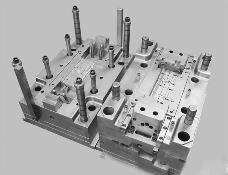 Изготовления пресс-форм для литья пластмасс, алюминия.