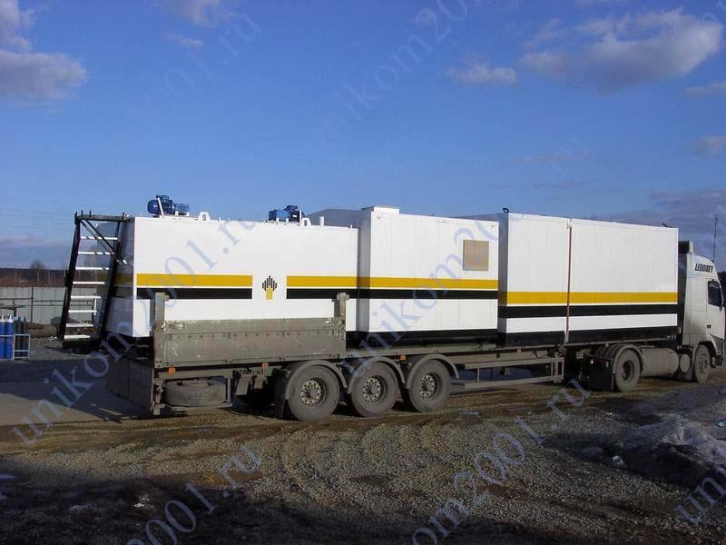производство нефтепромыслового оборудования
