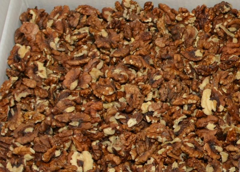 Продам грецкий орех очищенный  оптом