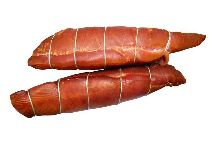 Продаю рыбу деликатесную тунец холодного копчения