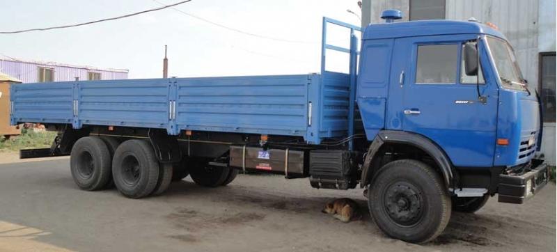 КамАЗ 65117 бортовой гп 14т., кап ремонт под новый.