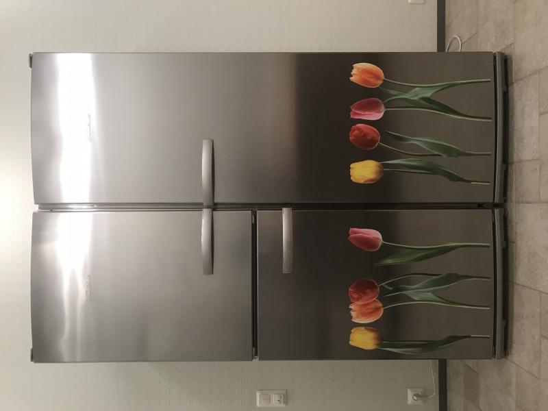 Продается холодильник, морозильник, фреш зона, льдогенератор
