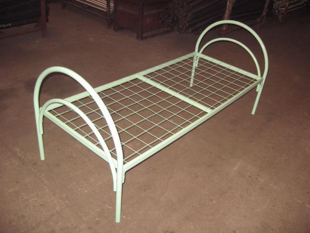 Металлические армейские кровати, кровати двухъярусные металлические