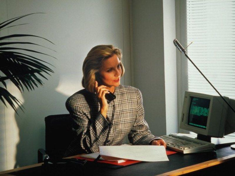 Требуется секретарь