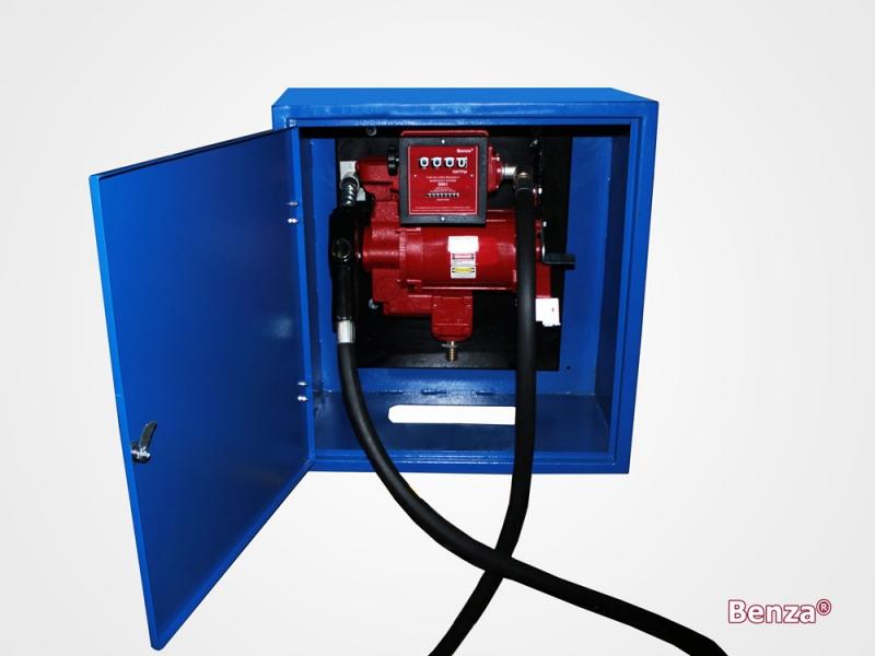 Производство Мини топливнораздаточных колонок Benza