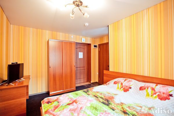 Однокомнатный номер гостиницы в Барнауле