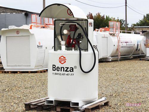 Мини-АЗС Benza модификации топливный модуль