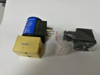 Электромагнитный клапан 9201800, 9202000 ЗИТА