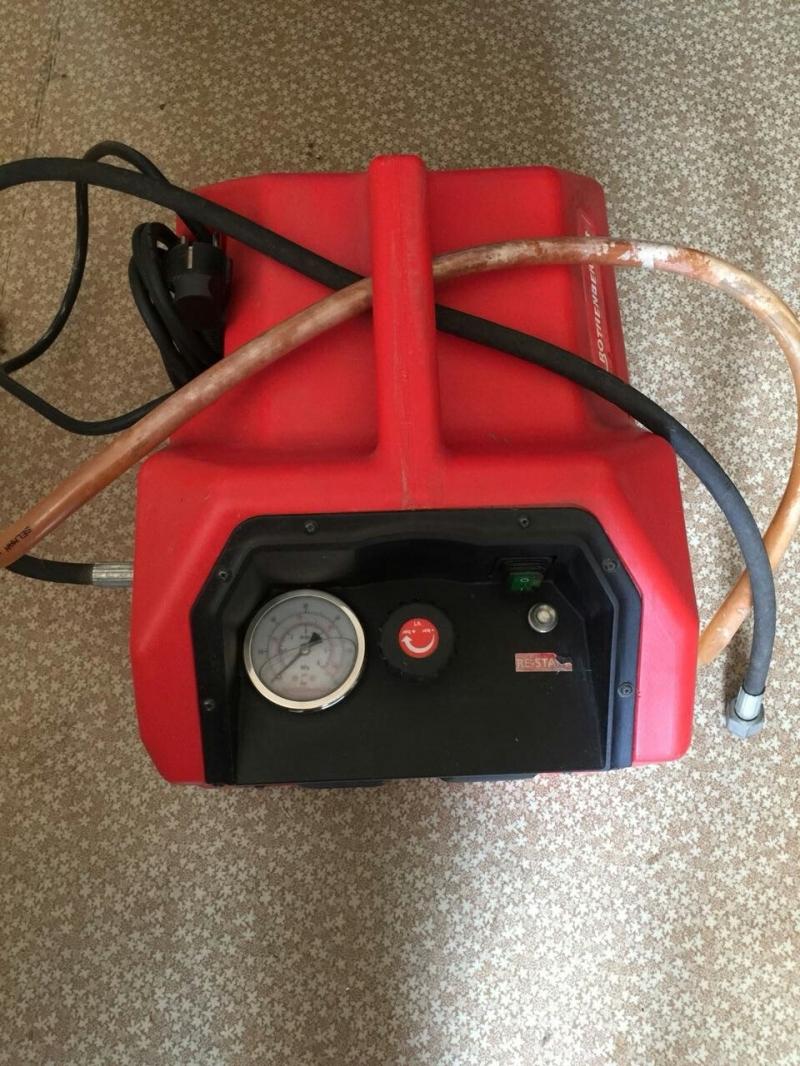 Электрический опрессовочный насос Rothenberger RP PRO III