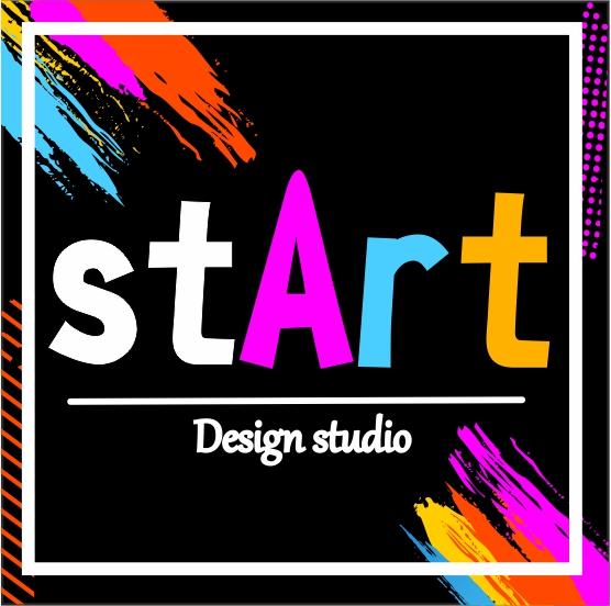 Разработка дизайна  Design studio stArt