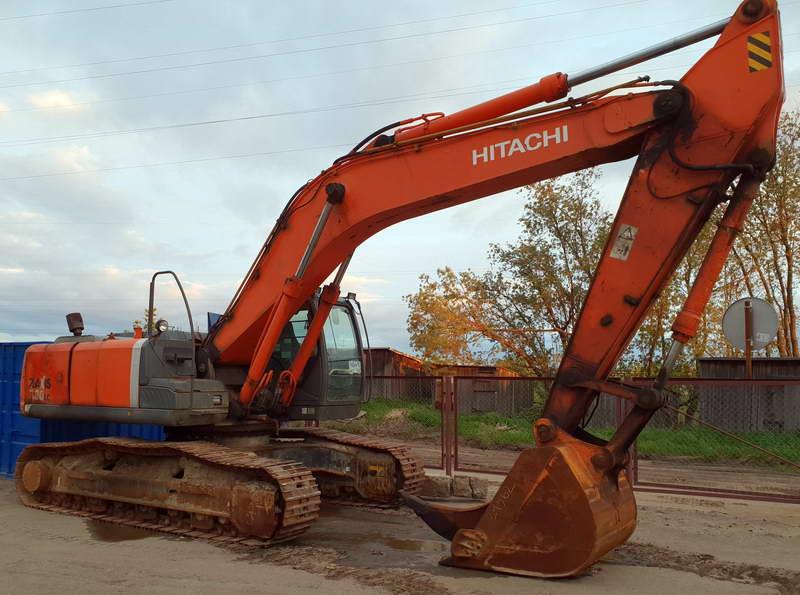 Предлагаем экскаватор Hitachi 330