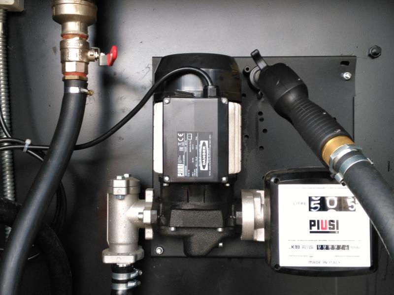 Насосы ручные, электрические для перекачки дизельного топлива, фильтра, счетчики