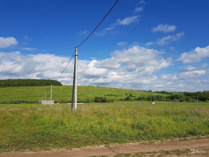 Срочно продается земельный участок недалеко от Казани.