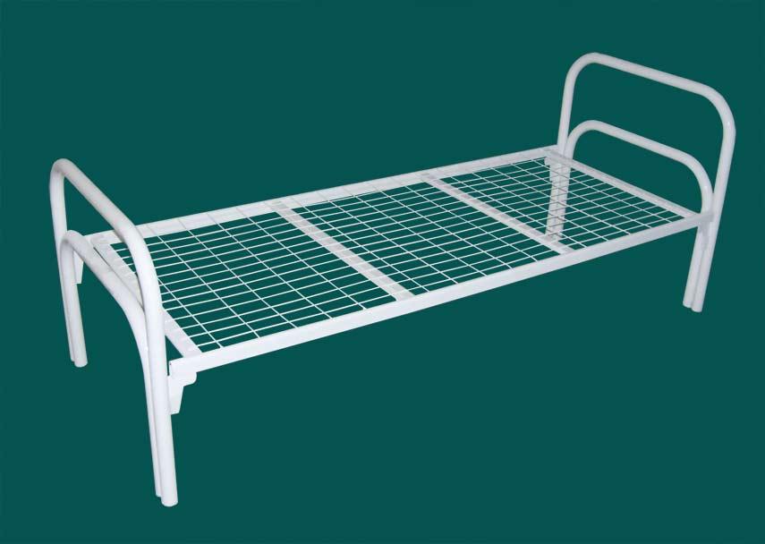 Металлические 2х ярусные кровати