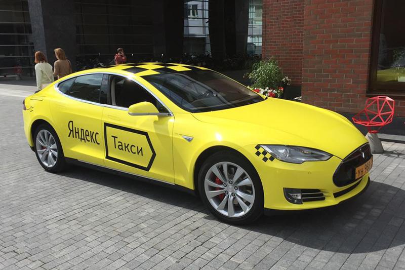 Водители Яндекс.Такси