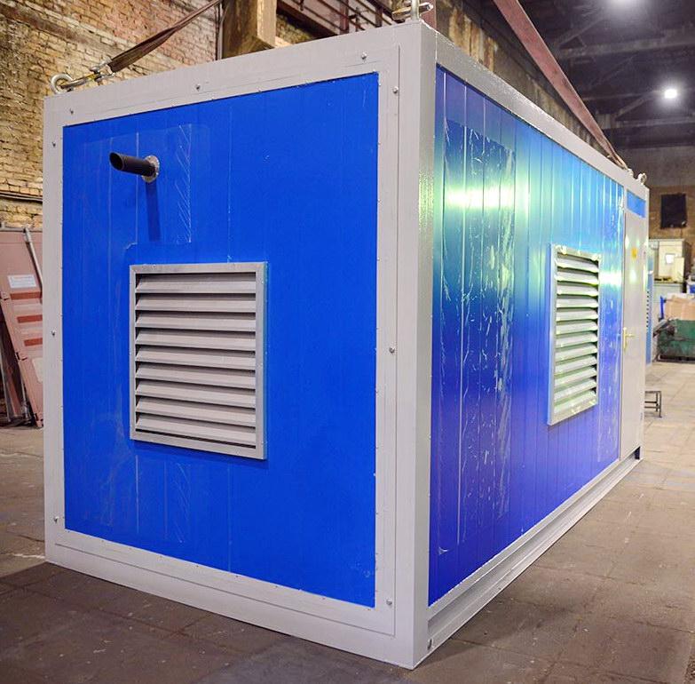 Предлагаем Дизельную электростанцию АД-100-Т-400-1РН с храненияс консервации