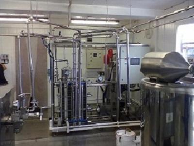 Предлагаем к поставке Компактный молочный завод ММЗ
