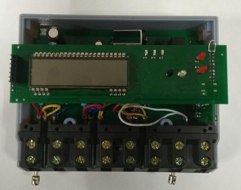 Электронные модули одно- и трхфазных счтчиков электроэнергии по ТЗ заказч
