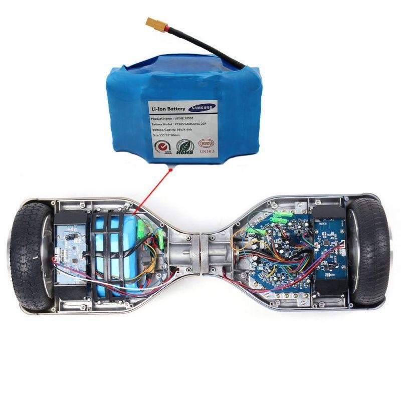 Ремонт гироскутера Smart Balance