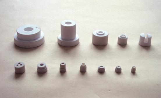 Керамические втулки для ТЭН изоляторы для трубчатых электронагревателей