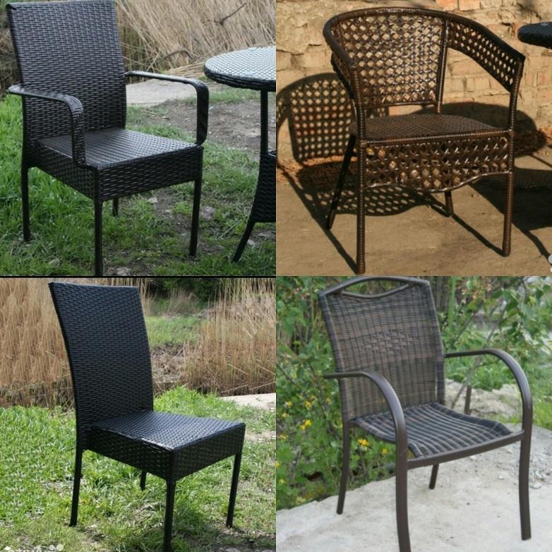 Кресла из искусственного ротанга - Распродажа