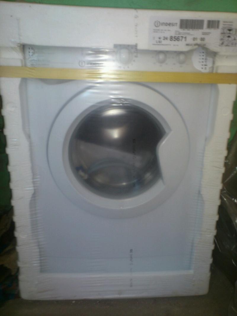Продам стиральную машинку indesit iwuc 40851 ua