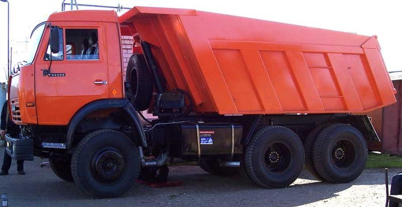 КамАЗ 65115 кап ремонт, ЯМЗ-238, ПЖД, резина 310.