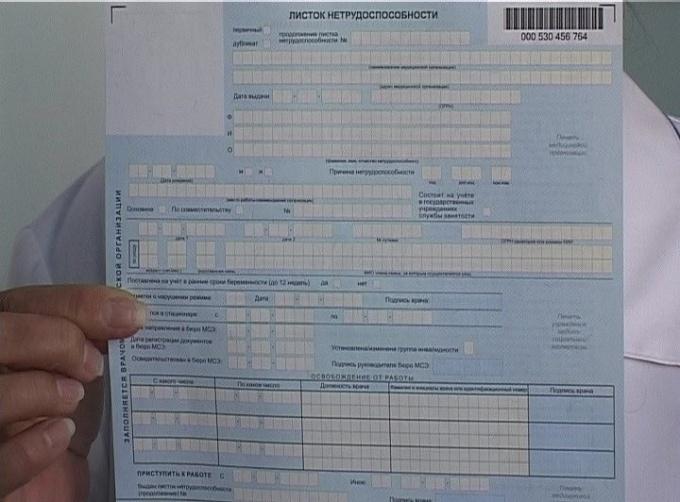 Купить больничный лист медицинские справки в Балашихе