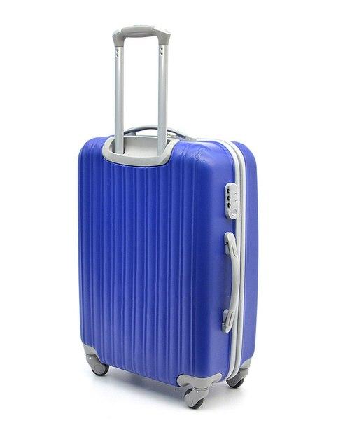 Неубиваемые чемоданы на колесиках от компании Metro Bag