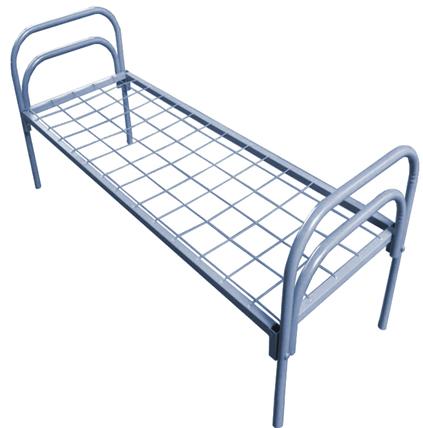 Кровати металлические для гостиницы, кровати металлические престиж