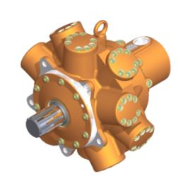 МРФ-100025М1 высокомоментный гидромотор