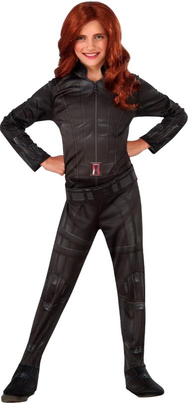 Детский костюм Черной вдовы от Penivaiz