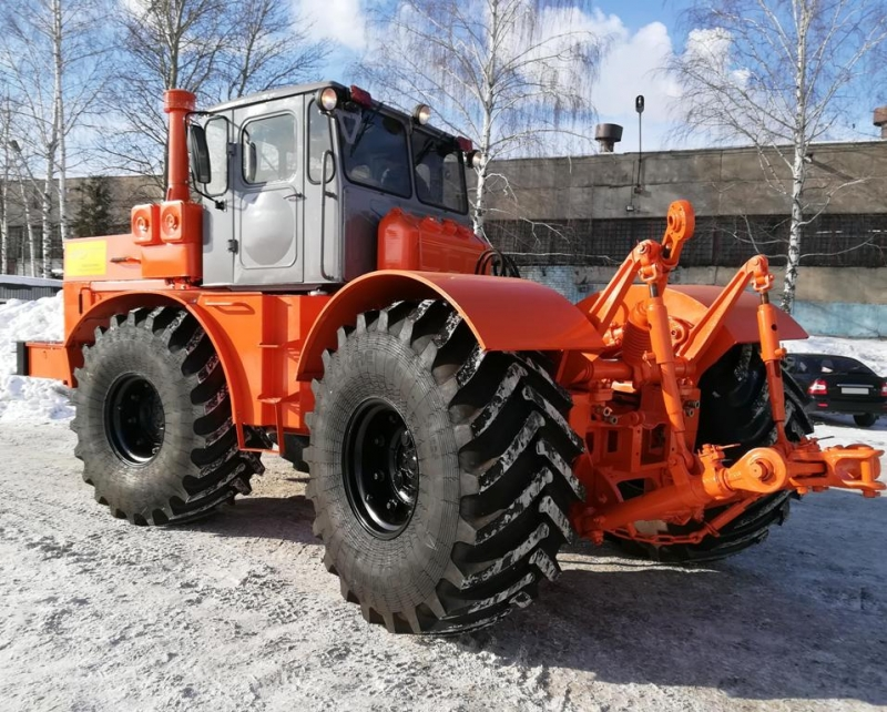 К-700 и К-701, трактор Кировец, после капремонта