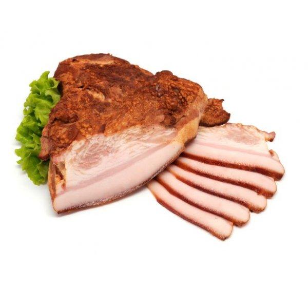 Мясная варёно-копчёная  деликатесная продукция