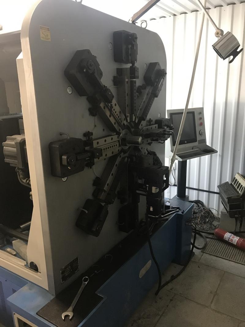 Мультиформер пружино-навивочный продам