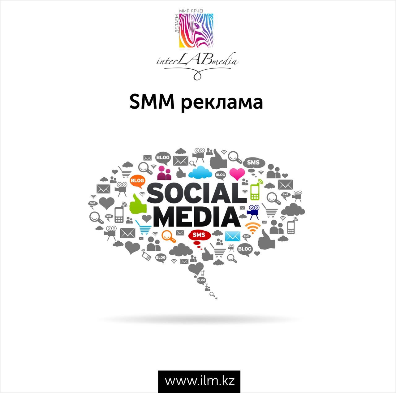 SMM Оформление и продвижение