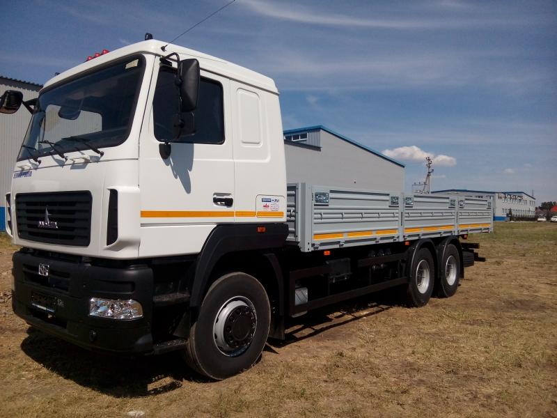 Продается бортовой МАЗ-6312С9-8521-015 15т.