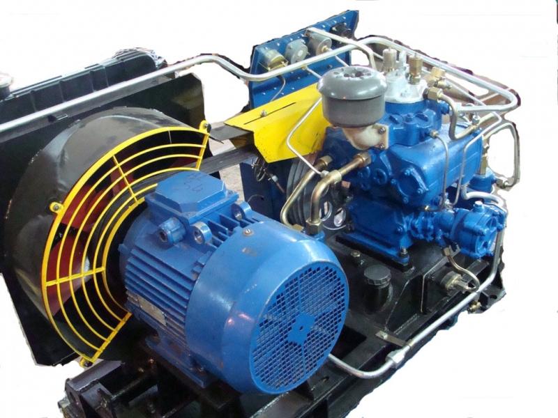 Блок осушки воздуха для в К2-150
