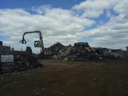 Демонтаж конструкций в Москве. Покупка металлолома с вывозом от 1 тонны в Троицк