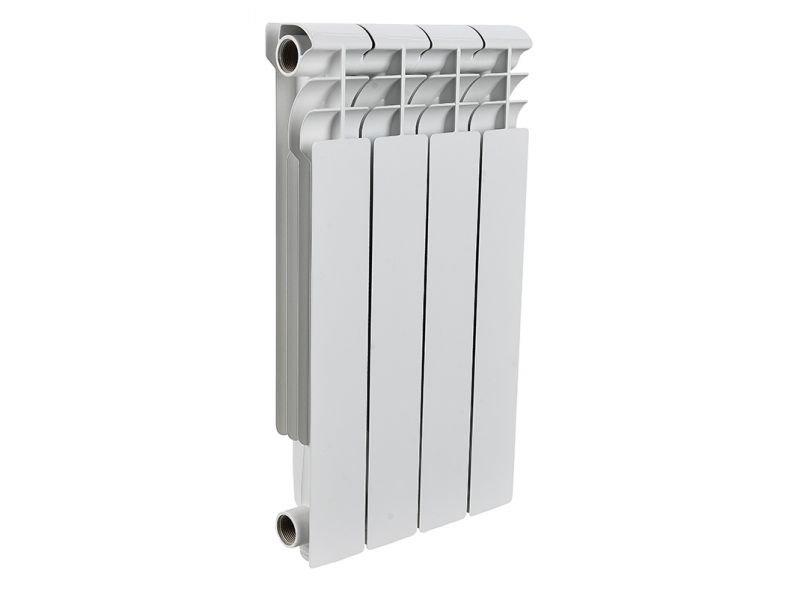 Алюминиевые радиаторы HALO-500  4 секции