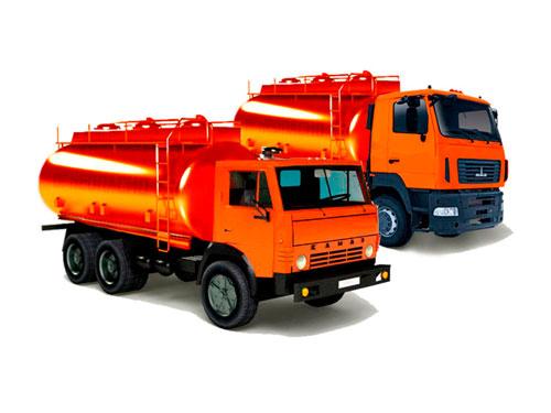 Автоматизированные топливозаправщики Benza