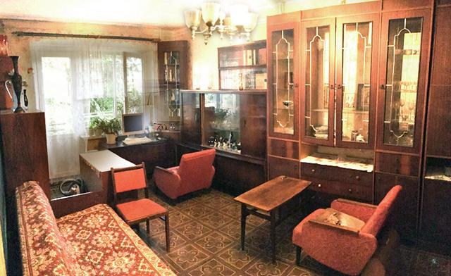 Продам 1 комнатную чешку на 310 эт. с кухней 8,5 кв. м. и балконом на Архитекто