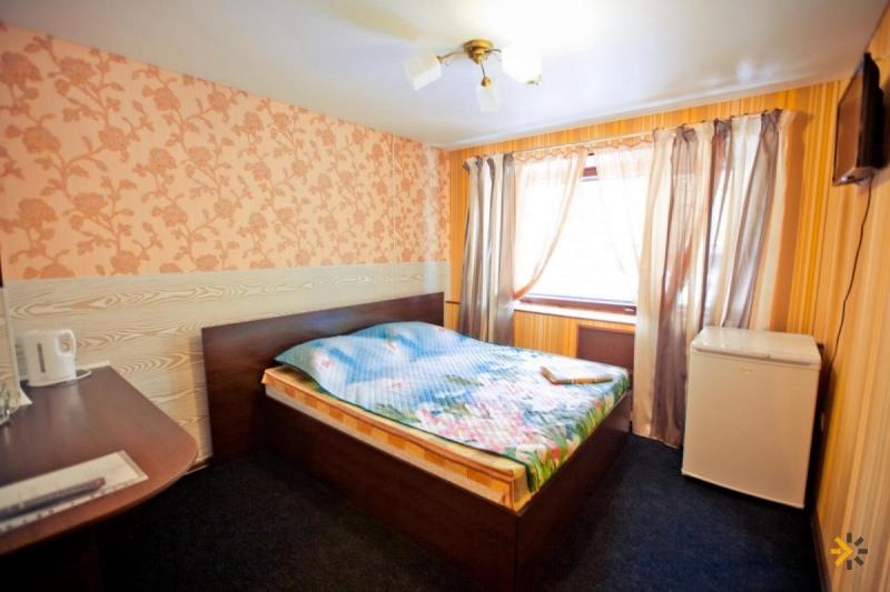 Комфортные номера гостиницы в Барнауле