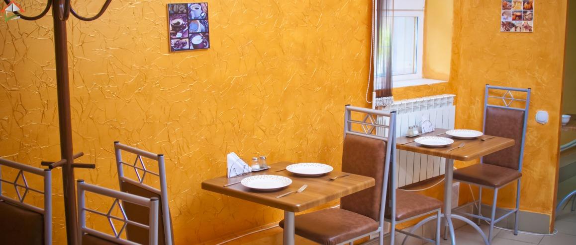 Комфортная гостиница Барнаула с кафе-баром