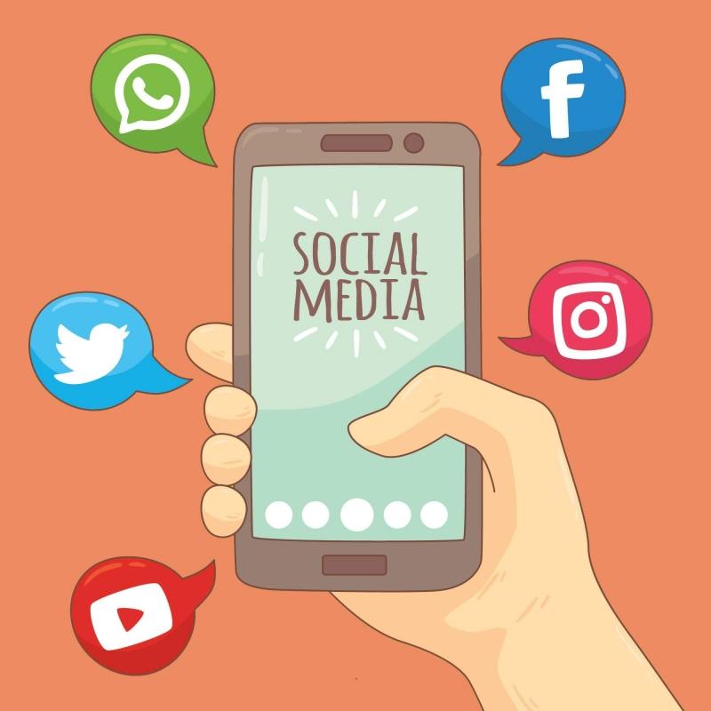 Услуги ведения по раскрутке группстраниц в соцсетях