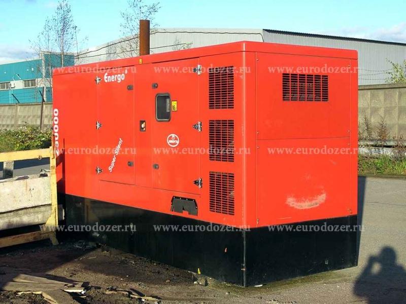 Генератор ENERGO 250 кВа, 2013 г, 3500 мч - 2 шт