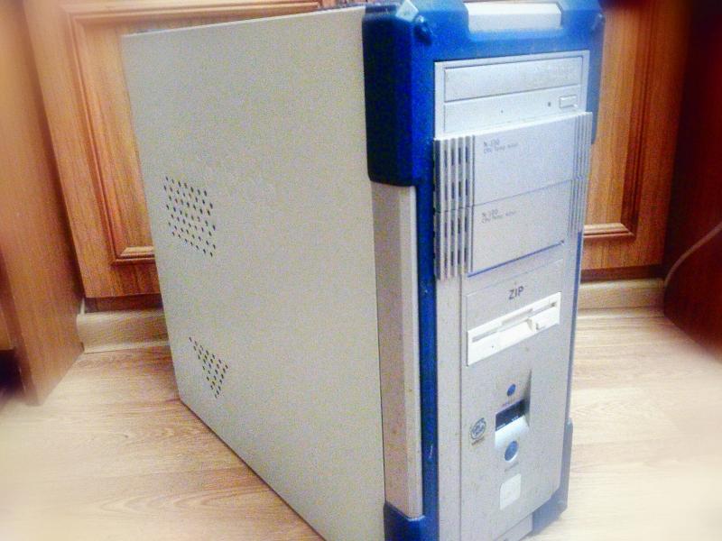 Компьютер GTX 550ti  4Gb Win7Win10