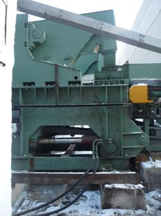 Дробилка для бетона, железобетона МПР-1500