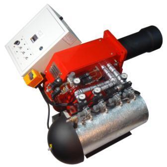 Горелка на отработанном масле AL до 1600 кВт для котла